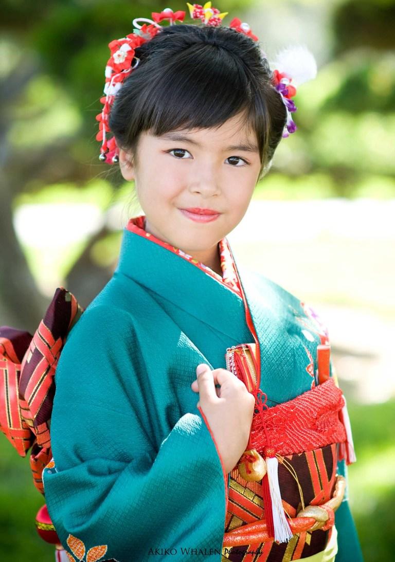 Shichi Go San Los Angeles, Kimono no kobeya, Kimono,