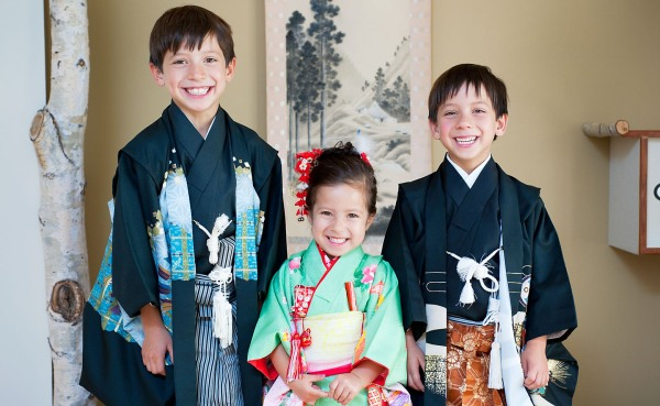 Shichi Go San Los Angeles, Japanese Room, Kimono, Kimono no Kobeya, 753