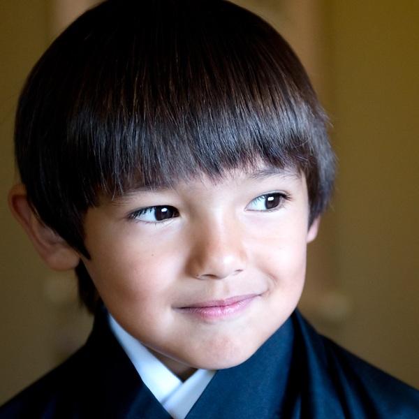 Shichi Go San in Los Angeles, Kimono, Japanese room, 5th year boy's growth celebration, Hakama,