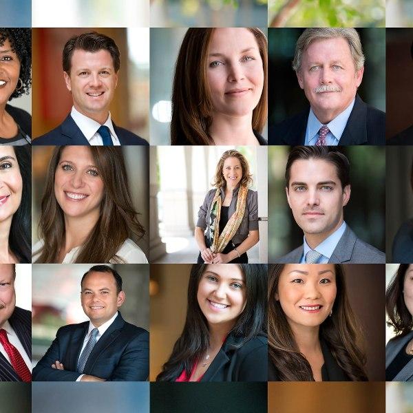 Corporate Portraits on Location Los Angeles