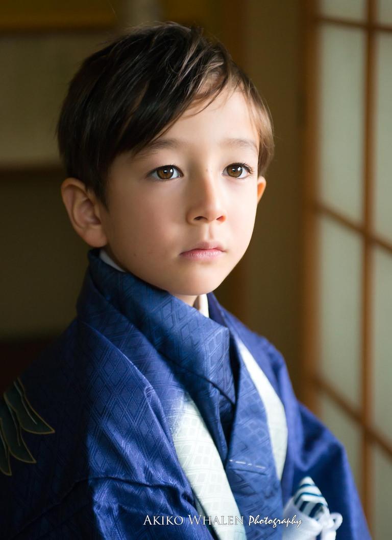 Shichi Go San, Shichi Go San Photography, 753, Boy in Kimono