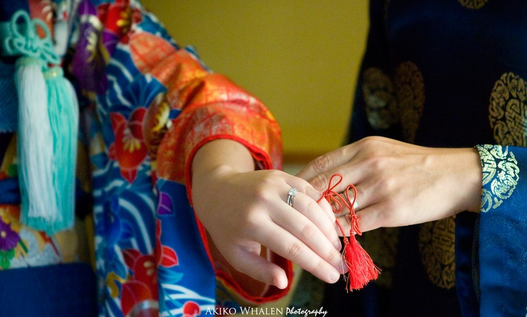 International marriage, Transnational marriage, Red string, Wedding photographer in Los Angeles,