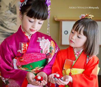 Shichi Go San, 753, Seven Five Three, Japanese Children Growth Celebration, Japanese Room, Kimono, Kimono no Kobeya, Kodomo no Ie, Ricca Children Learning Center, Nishi Hongan Ji in Los Angeles, Shichi Go San Photography,