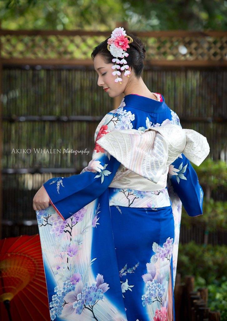 Kimono, Kimono Rental in Los Angeles, Japanese Kimono Portraits, Seijinshiki in Los Angeles,