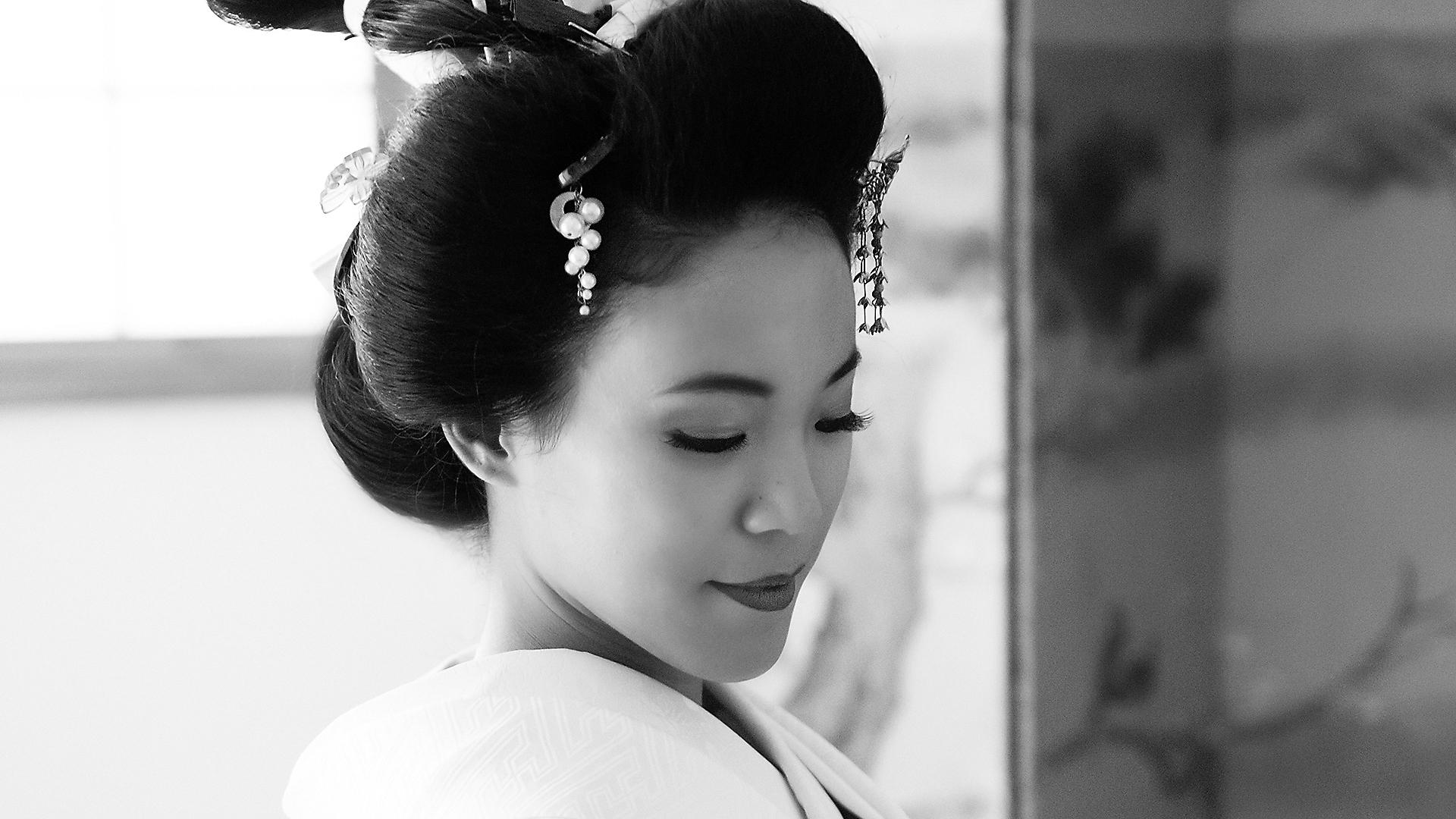 Kimono Wedding, Japanese Style, Japanese Style Wedding, Kimono Rental, Japanese Wedding Photographer, Shiromuku, Tsunokakushi, Location Photographer, Los Angeles Photographer, Kachou Kimono, Japanese Room, Japanese Bride,